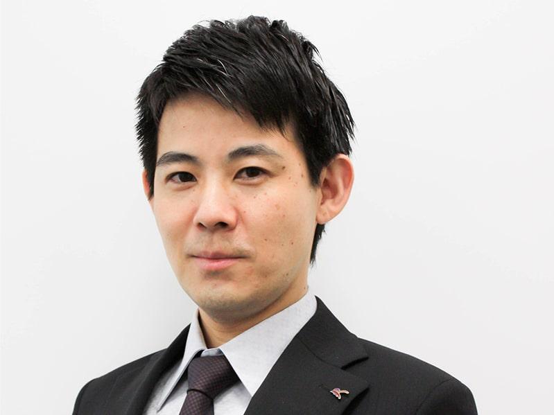 取締役 / 弁護士、宅地建物取取引士 菊地康太の写真