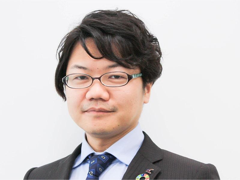 取締役 中原淳一の写真